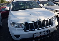 Jeep GrandCheroklee